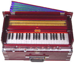 Stock photo of Bina 23B harmonium