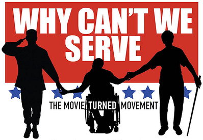 Logo: Why Can't We Serve - The Movie Turned Movement